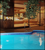 MAJESTIC SWIMMING POOL SUITE Rejuvenate your spirit in a magical paradise
