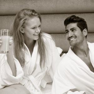 Sybaris Spa Robes
