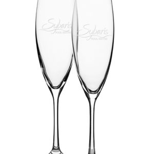 Sybaris Champagne Glasses