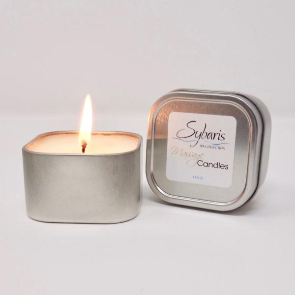 Sybaris Massage Candle