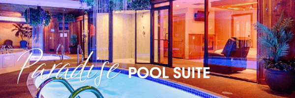 Paradise Pool Suite