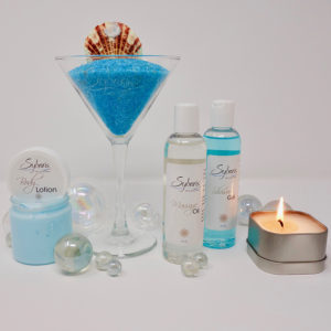 Sybaris Spa Gift Set
