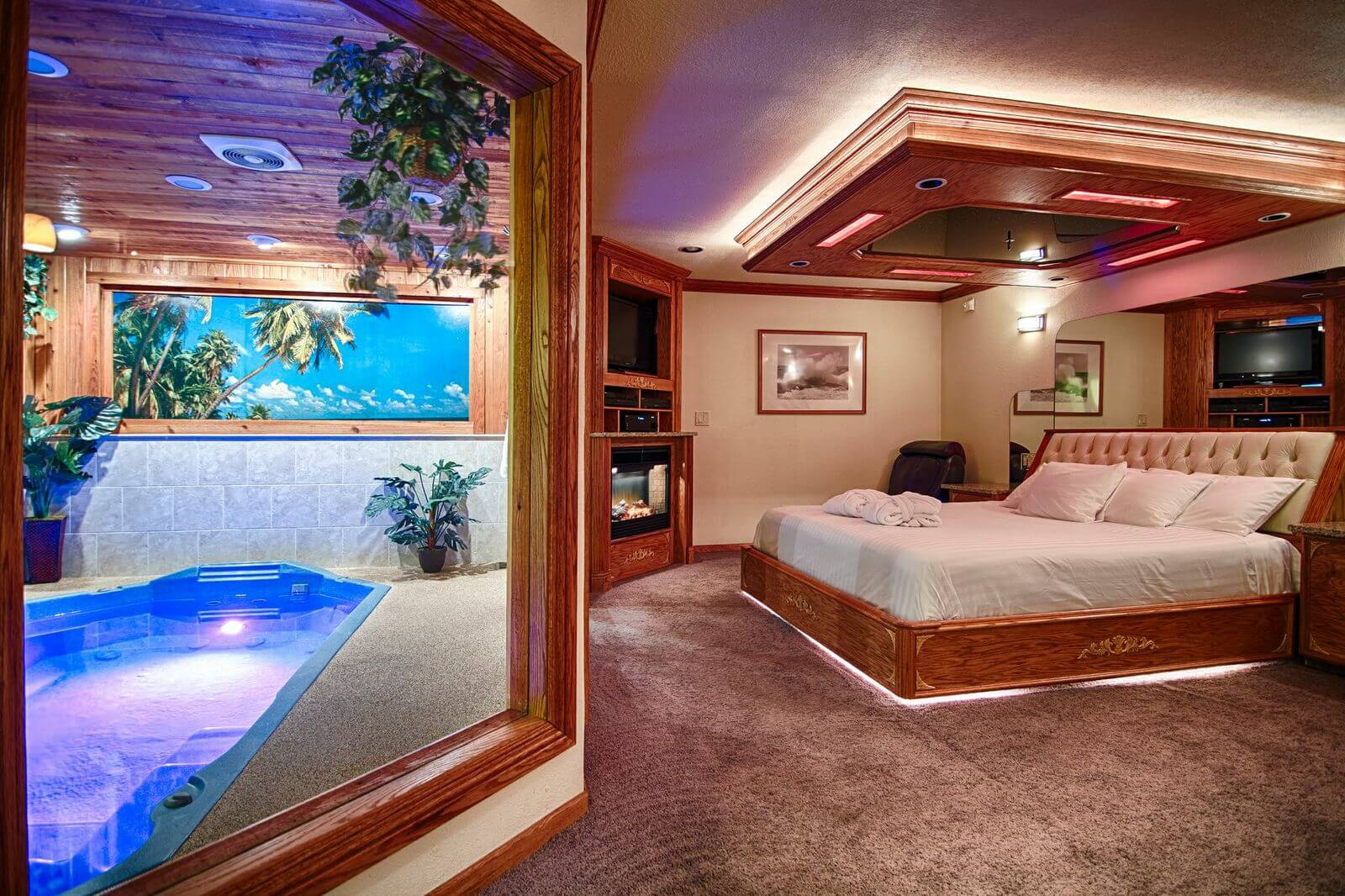 SWIM SPA SUITE - Learn more...